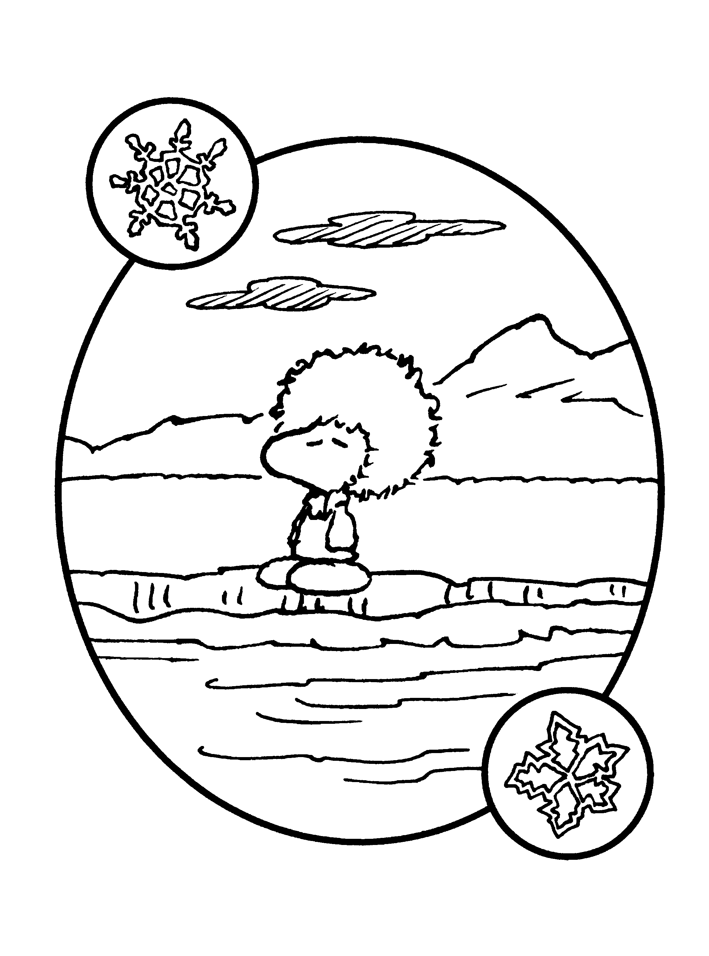 Peanuts Xmas Coloring and Activity Book | Snoopy & Woodstock | Pinterest