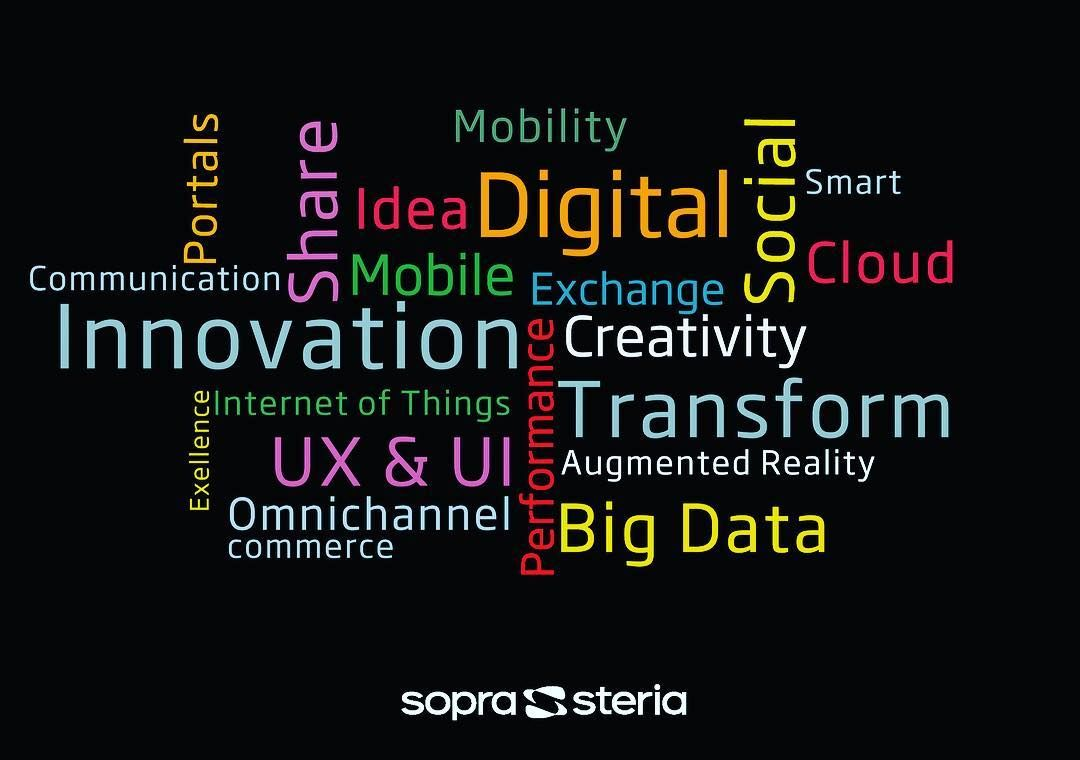 European leader in digital transformation #soprasteria #digital #digitalrevolution #innovation #technology #bigdata #ecommerce #cloud #portal #smartcommunications #social #mobile #userexperience #internetofthings by soprasteriait