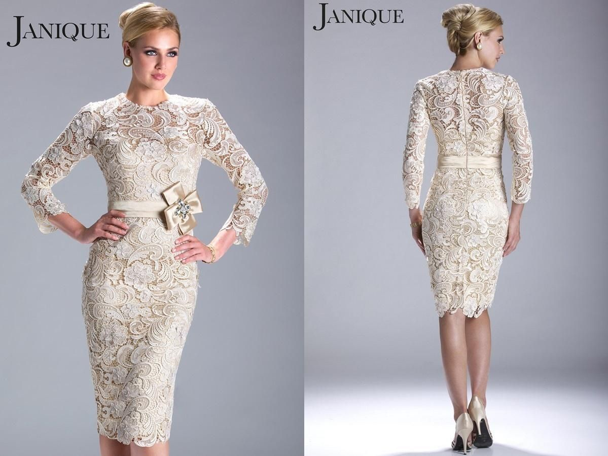 Discount Modest 2014 Lace Formal Mother Of The Brides