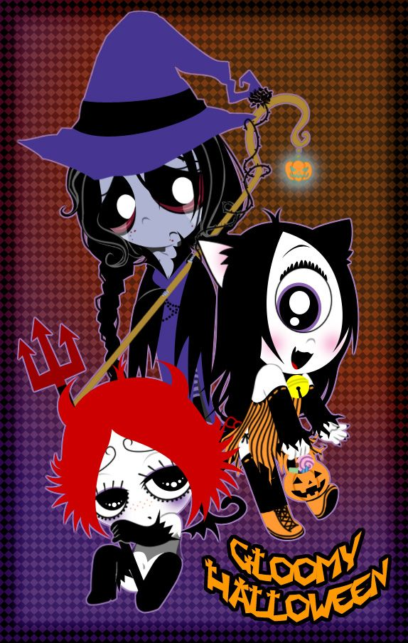 Potentially Objectable Content on Ruby-Gloom-Fans - DeviantArt
