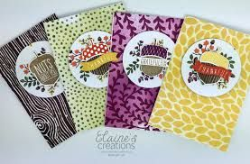 Image result for Acorny Thank You note cards