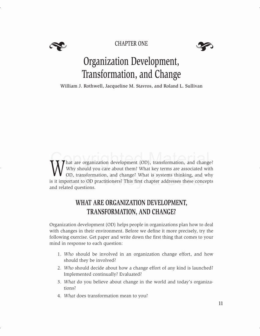 Best Employee Handbook Template Fresh Pdf Organization Development Transformation And Change Employee Handbook Template Employee Handbook Good Employee Small business employee handbook template