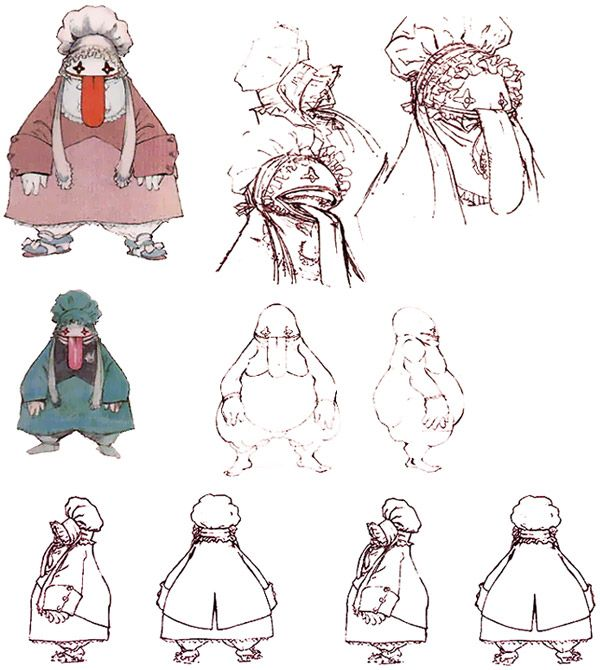 Character Design Monthly : Quina concept ★ character design references