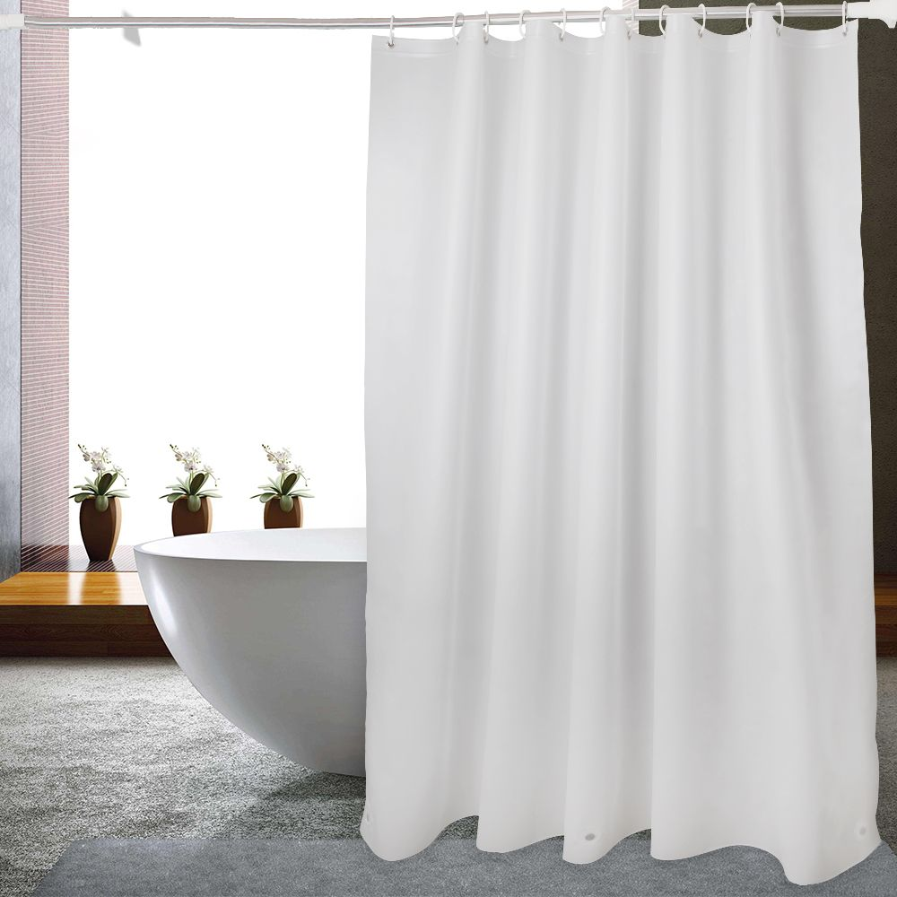 Shower Curtain Liner Peva 8g Heavy Duty Frosted Bathroom Shower