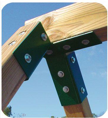 A Frame Swing Set Bracket Http Www Planitplay Com V