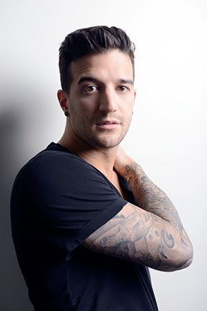 Dancing with the Stars' Mark Ballas: Fit for TV #dancingwiththestars