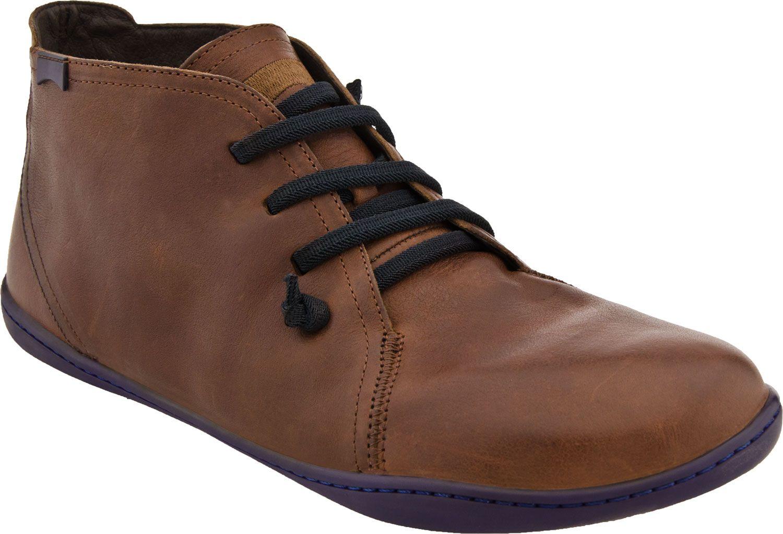 Camper Peu Cami 36660 Suede Dress Shoes Boots Minimal Shoes
