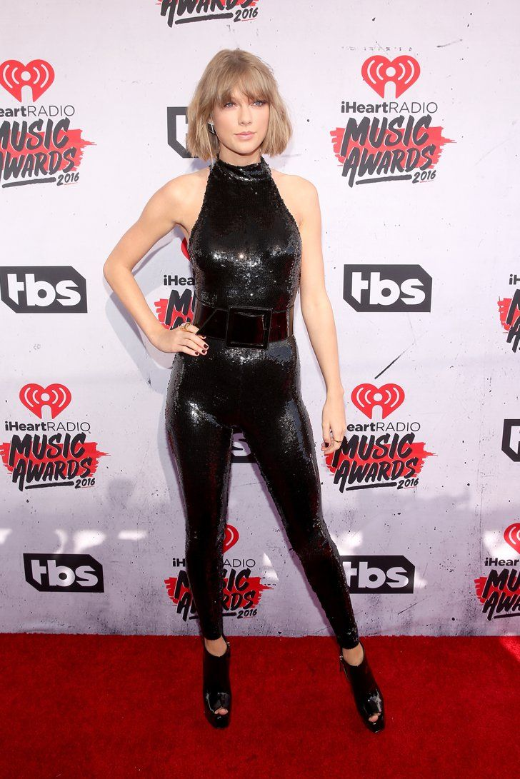 Celebrity Taylor Swift Killed It at the