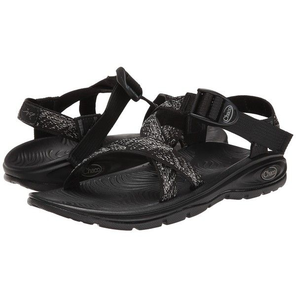 Chaco Z/Volv (Rain) Women's Sandals ($100) ❤ liked on Polyvore