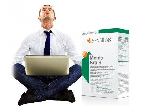 Memobrain: Sveglia il #cervello! | Benessere | Brain, Coat