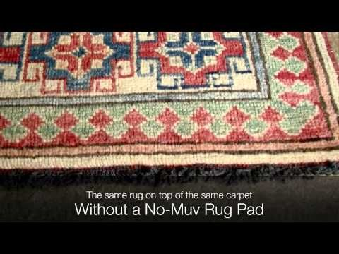 Nomuv Rug On Carpet Pad