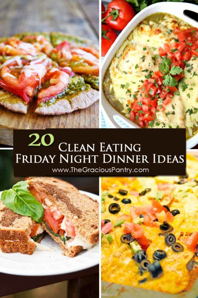 20 Friday Night Dinner Ideas images
