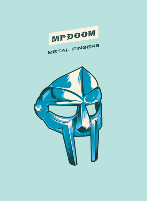 Mf Doom Hip Hop Artwork Mf Doom Hip Hop Art