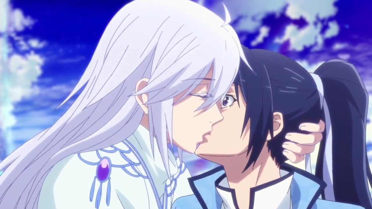 Spiritpact 2 Kawaii Anime Anime Shounen Ai