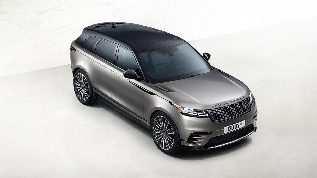 2018 Range Rover Velar Accessories Land Rover Usa Good Ideas