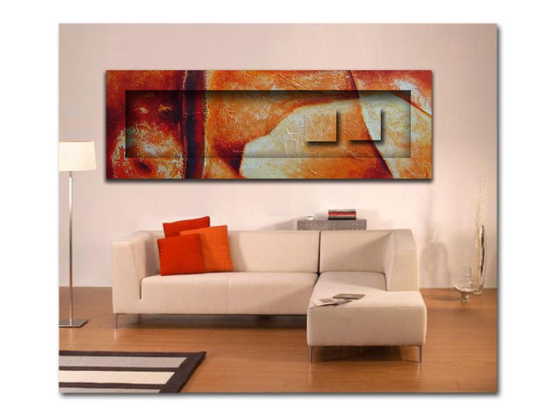 cuadro abstracto 3 cuadro moderno 3d que ademas tiene dos