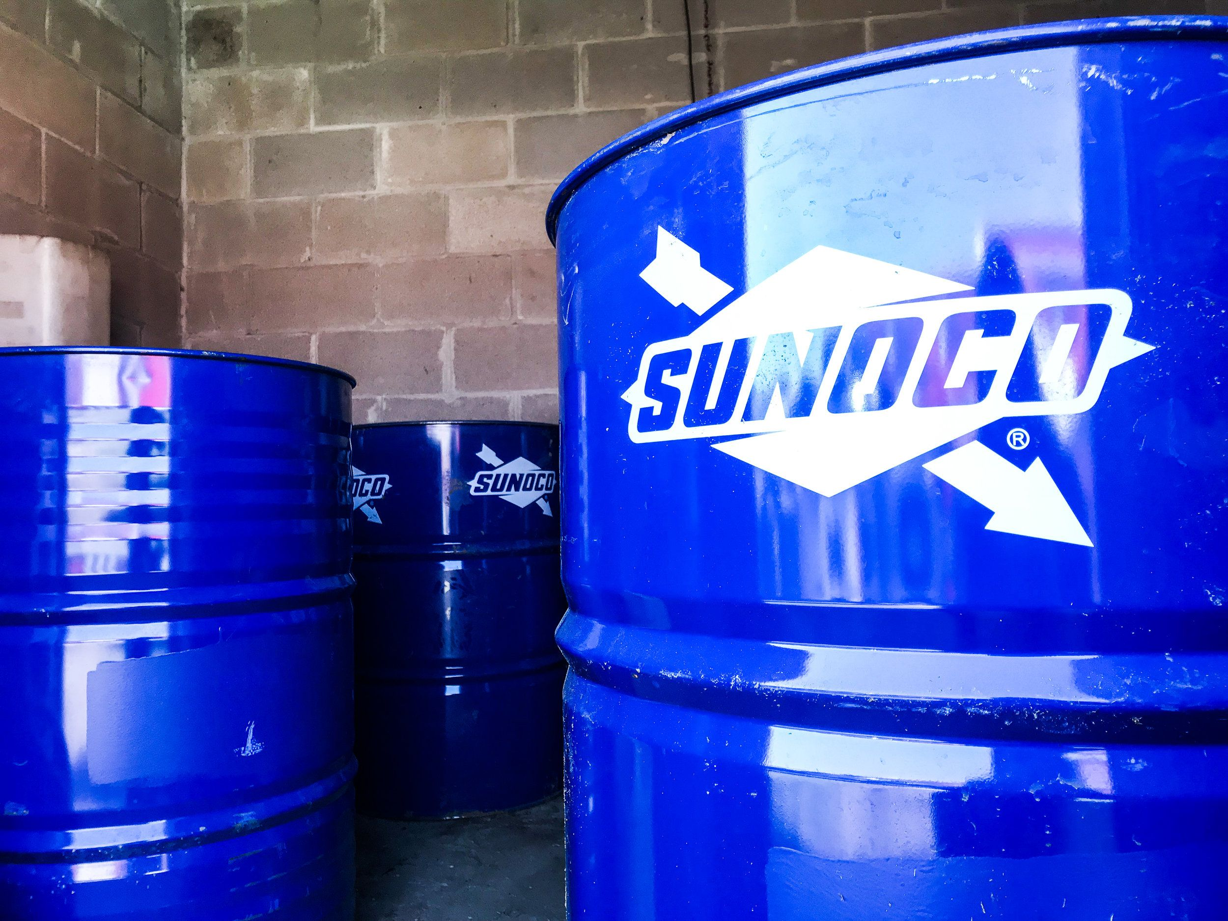 Bumberas has nitrous and sunoco race fuel in stock in