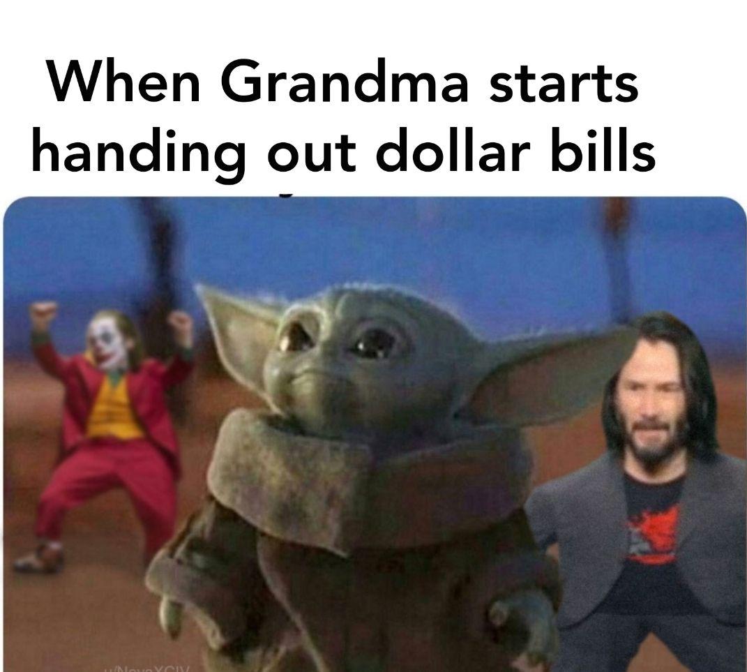 Pin By Shania Thomas On Baby Yoda Yoda Funny Super Funny Memes Funny Relatable Memes