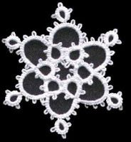 Sharon's Tatted Lace: Snowflakes for Christmas