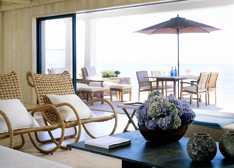 Living Room | Carbon Beach Home by Denise Kuriger Design | est ...