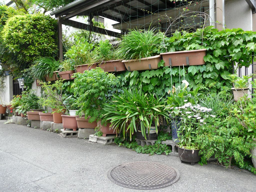 Diy Wall Planters Outdoor