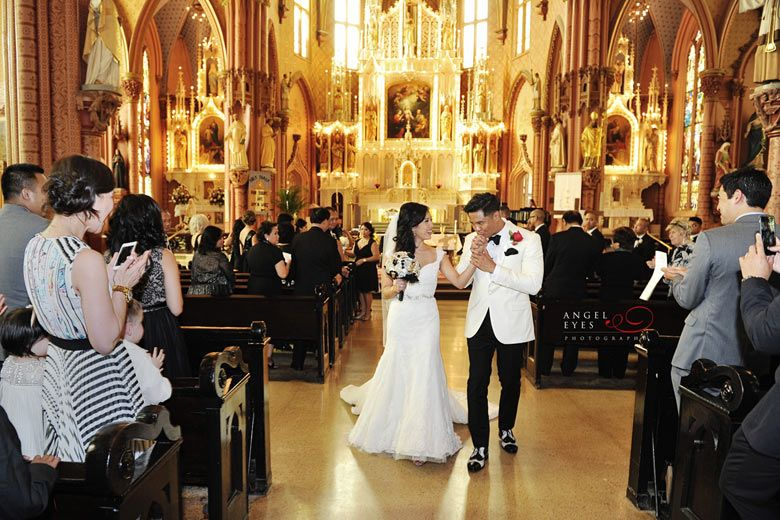 Holy Family Parish Chicago Church Wedding Photos Venues And Pinterest Weddings