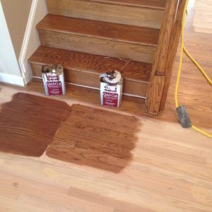 Bona Strong Wood Floor Finish