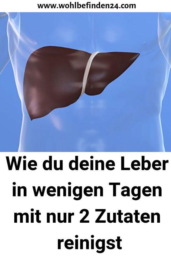 Photo of Wie du deine Leber in wenigen Tagen mit nur 2 Zutaten reinigst #gesundheit #nat…