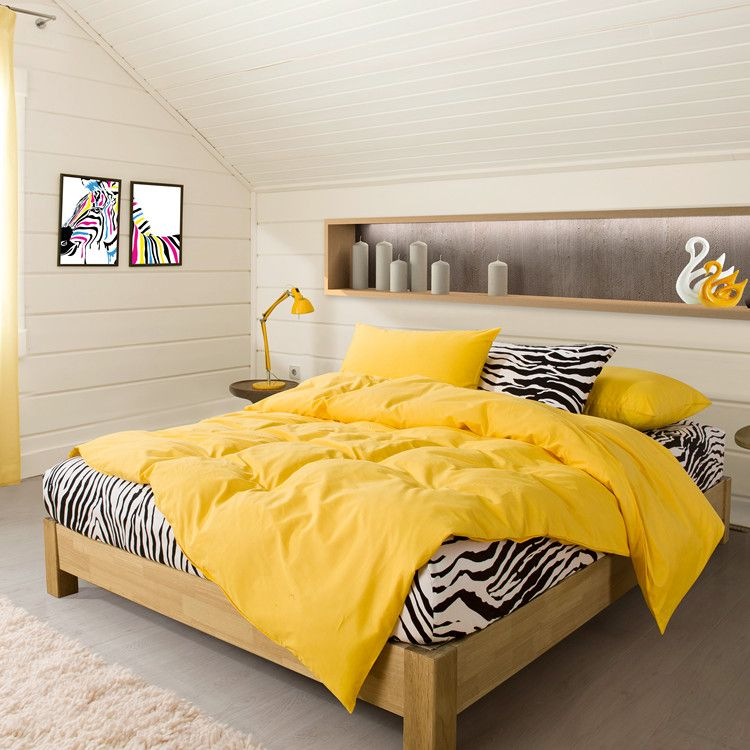Zebra Spell Bedding Sets Comforter Cover Pillowcase Bed Sheet Twin Full Queen Duvet Cover King Size Yesterday S Comforter Cover Yellow Room Queen Duvet Covers
