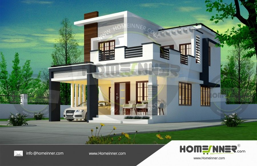 25 Lakh 3 Bhk 1952 Sq Ft Purnia Villa Floor Plan In 2020 Kerala House Design House Plans Indian House Plans