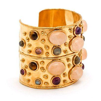 Silvia Toledano cuff bracelet from My Wardrobe
