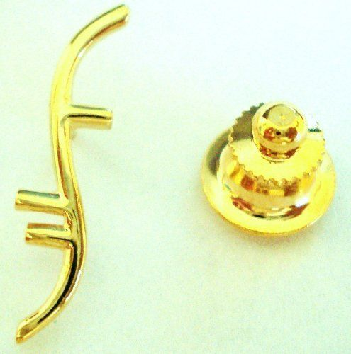 HEROES Helix Godsend Haitian Petrelli Gold Plated Lapel Pin By NBC Heroes  Collectibles. $9.99.