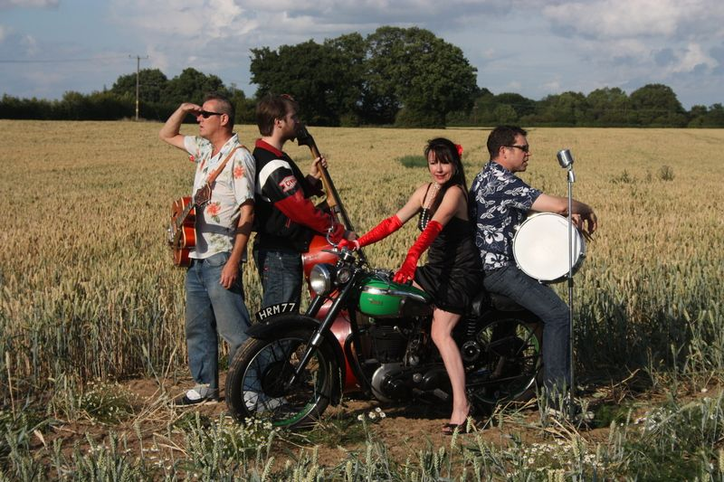 Check out Miss Pearl and The Rough Diamonds on ReverbNation