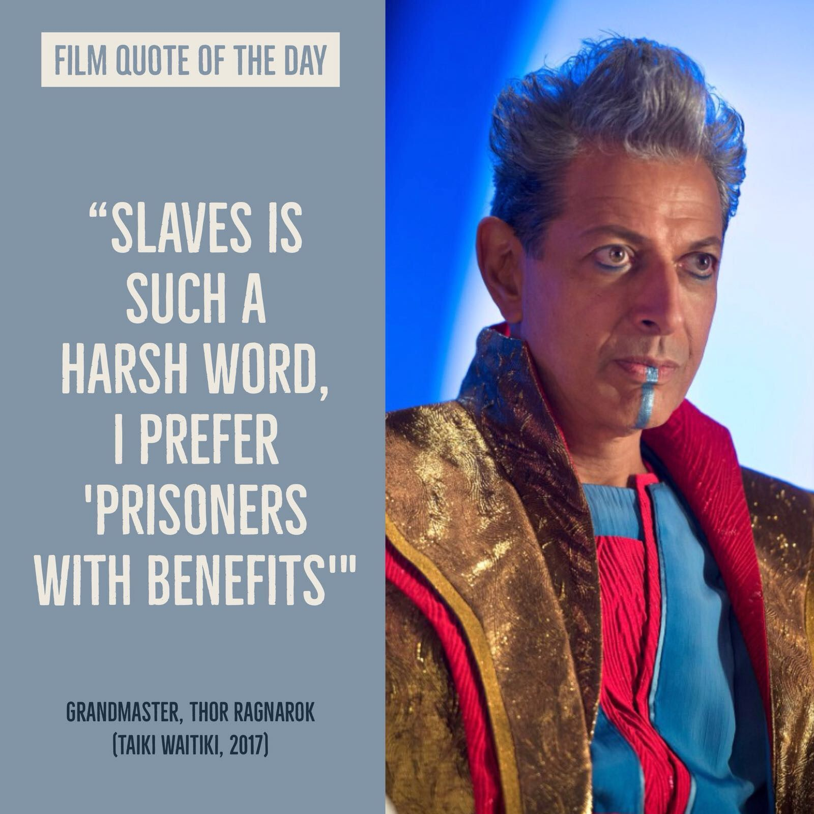 Today's quoteoftheday comes from the Grandmaster played