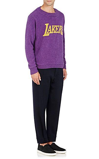 de NbaSuéter Elder Statesman X Los Angeles The cachemir Lakers de PqfBvvw
