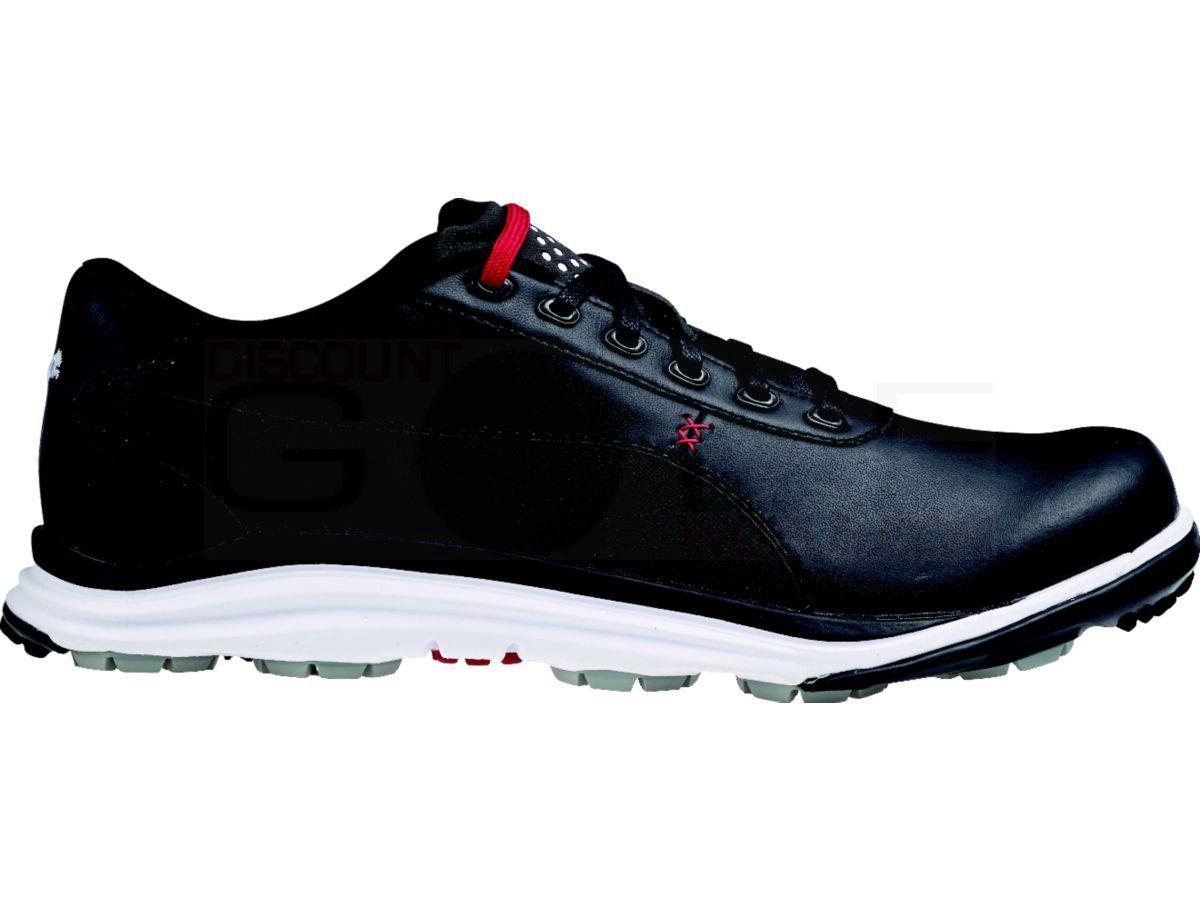 Mens spikeless golf shoes, Golf shoes