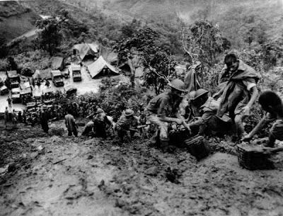 Monsoon Mud With Images India In World Burma Campaign Rare