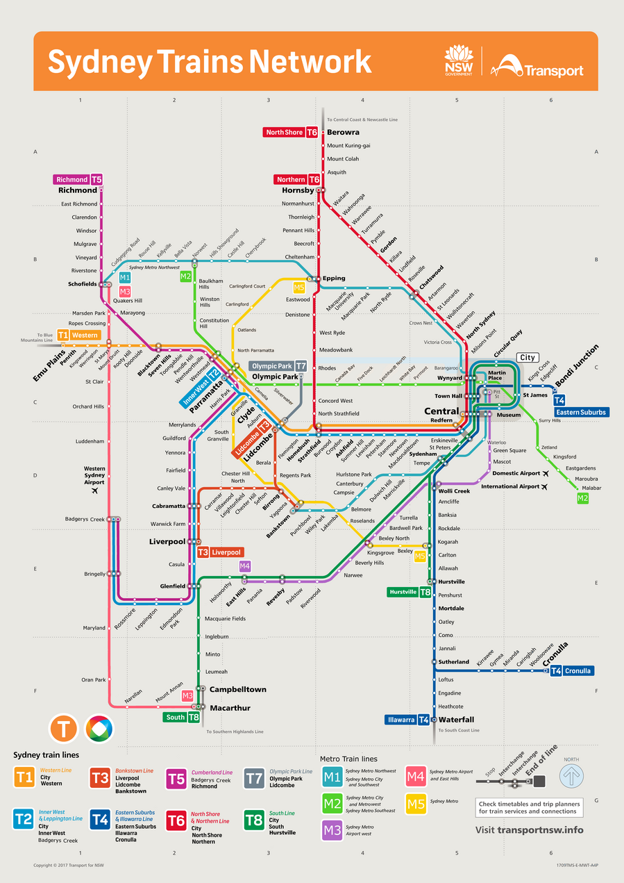 How Do I Get To Sydney Airport By Train