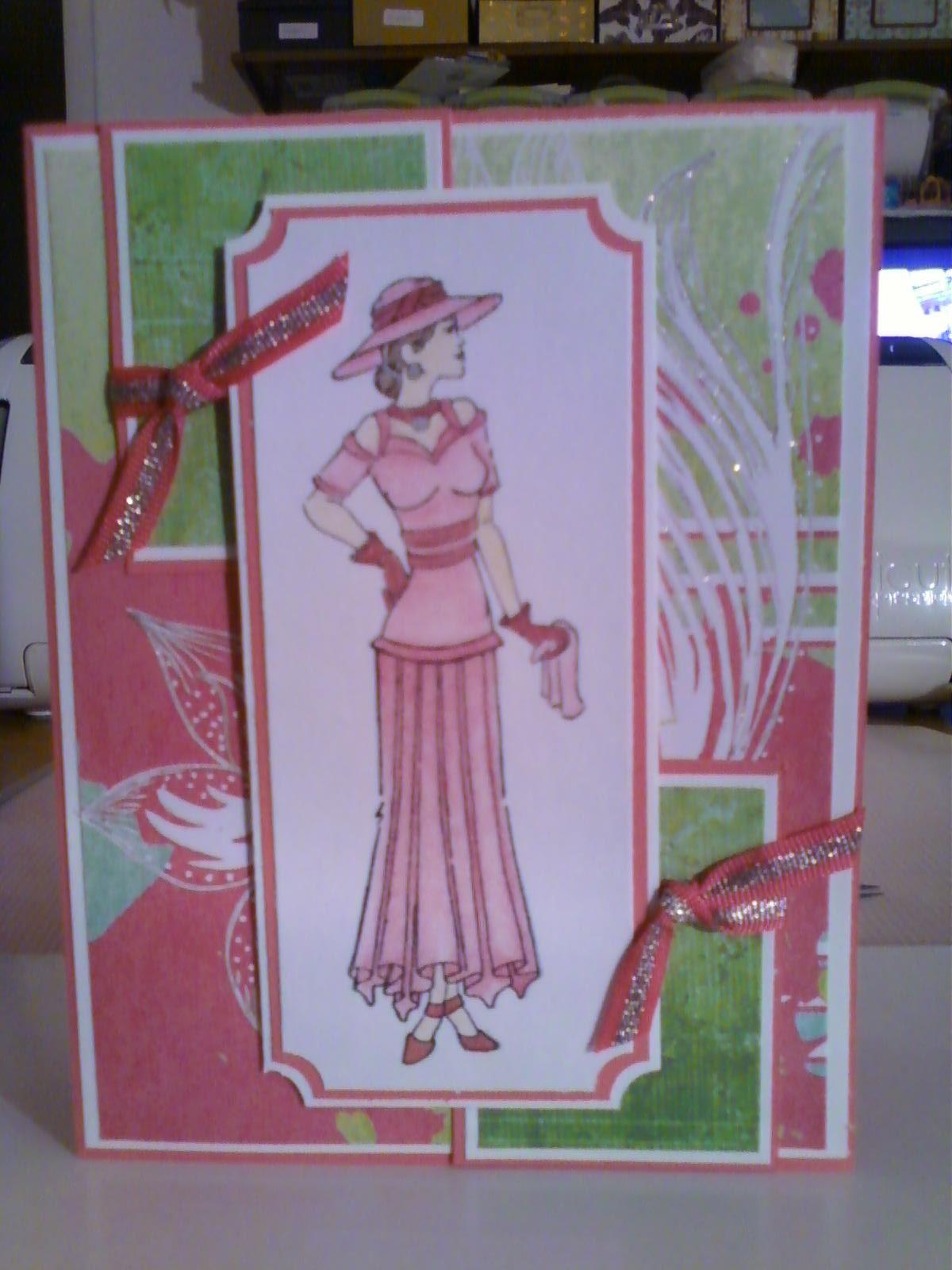 Rubbernecker sophisticated ladies danielle cards ive made rubbernecker sophisticated ladies danielle greeting cardsstamps kristyandbryce Images