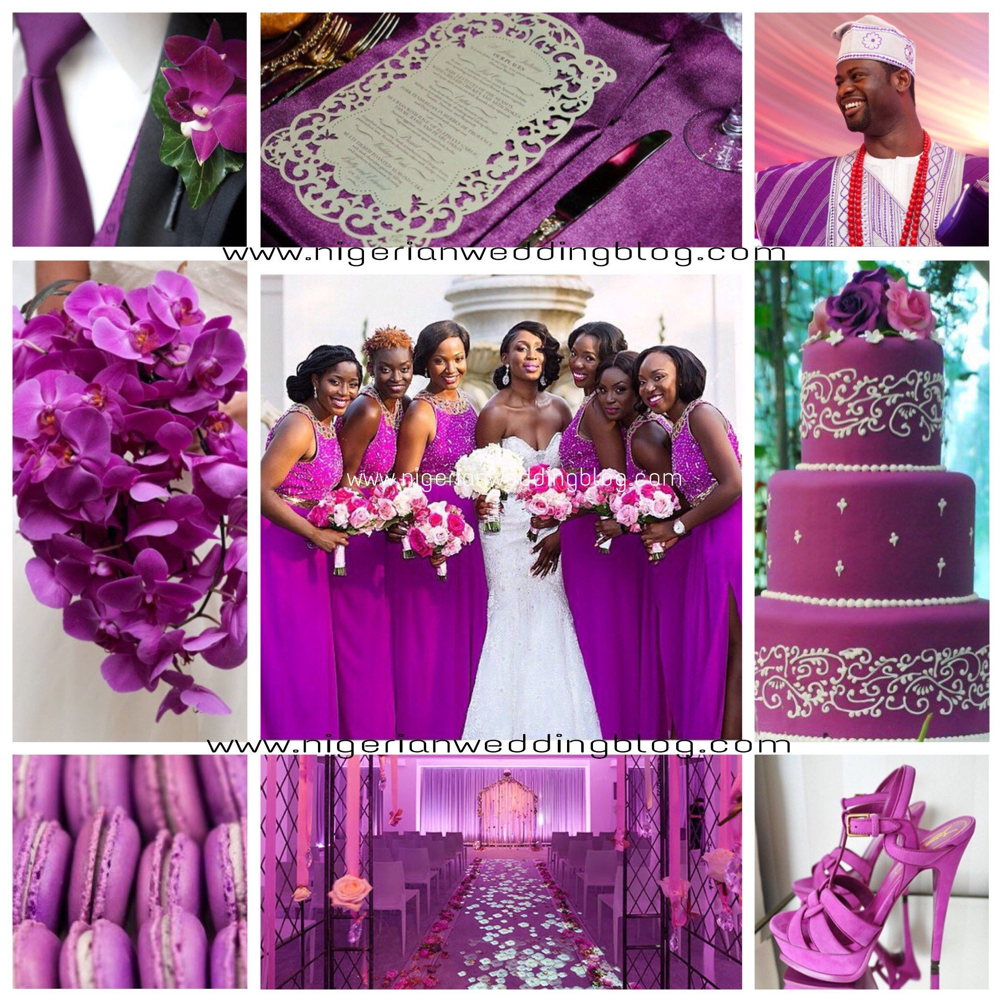 Wedding colors Archives Orchid wedding color, Bridal