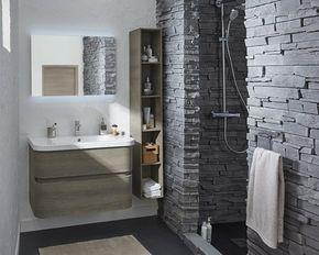 Salle de bain lumineuse : Astuce Conseils | Salle de bain ...