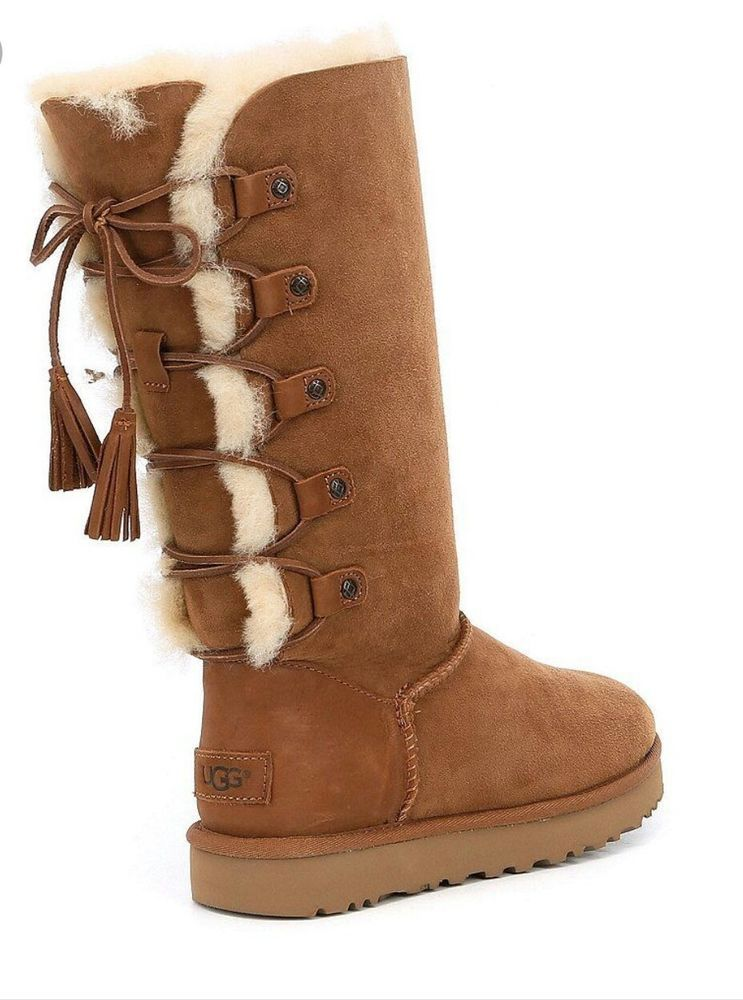 New Ugg Australia Winter Boots Women S Size 8 Cozy Warm And Cute Fashion Clothing Shoes Accessories Womensshoes Boot Winter Boots Women Boots Ugg Boots