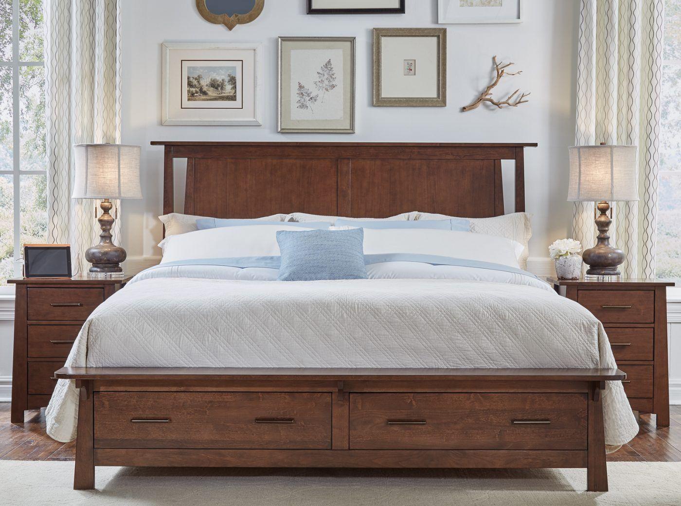 Resultado de imagen para camas de madera matrimoniales rusticas ...