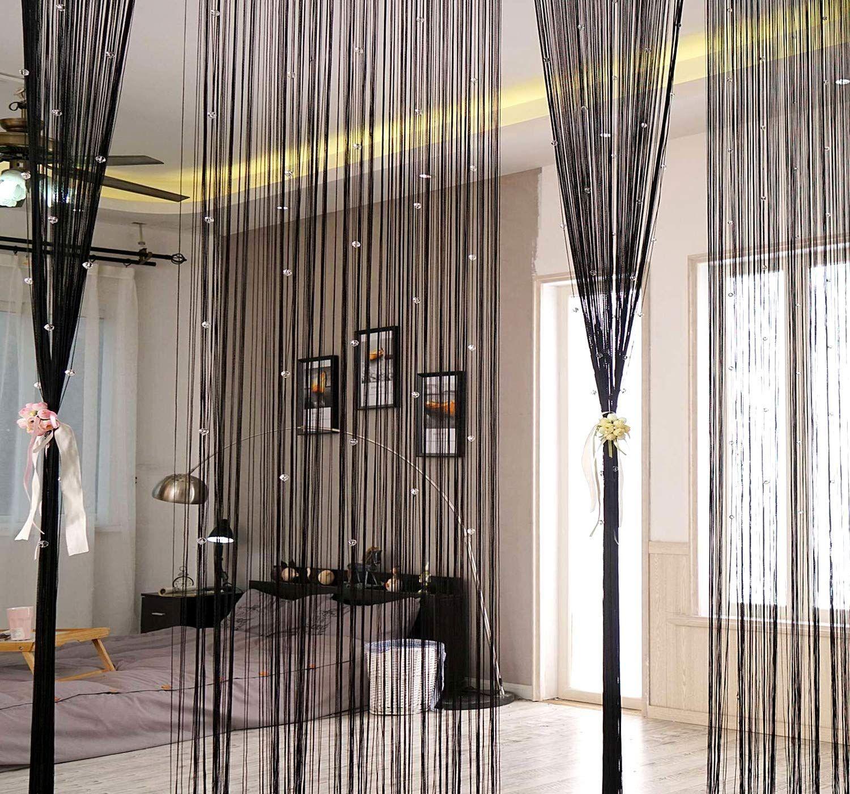 rideaux rideaux a rayures rideau perle