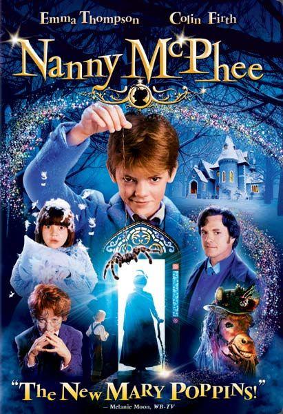 Nanny Mcphee Filmes Familiares Filmes Engracados Filmes Infantis