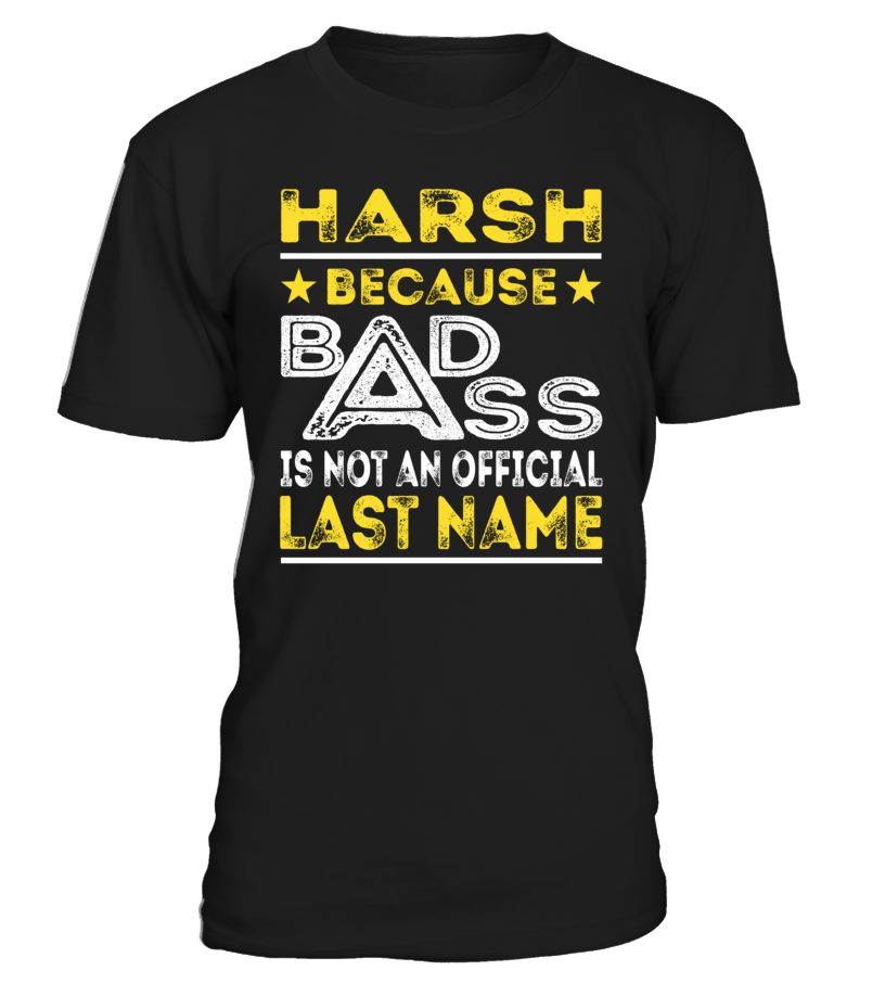 HARSH - Badass #Harsh