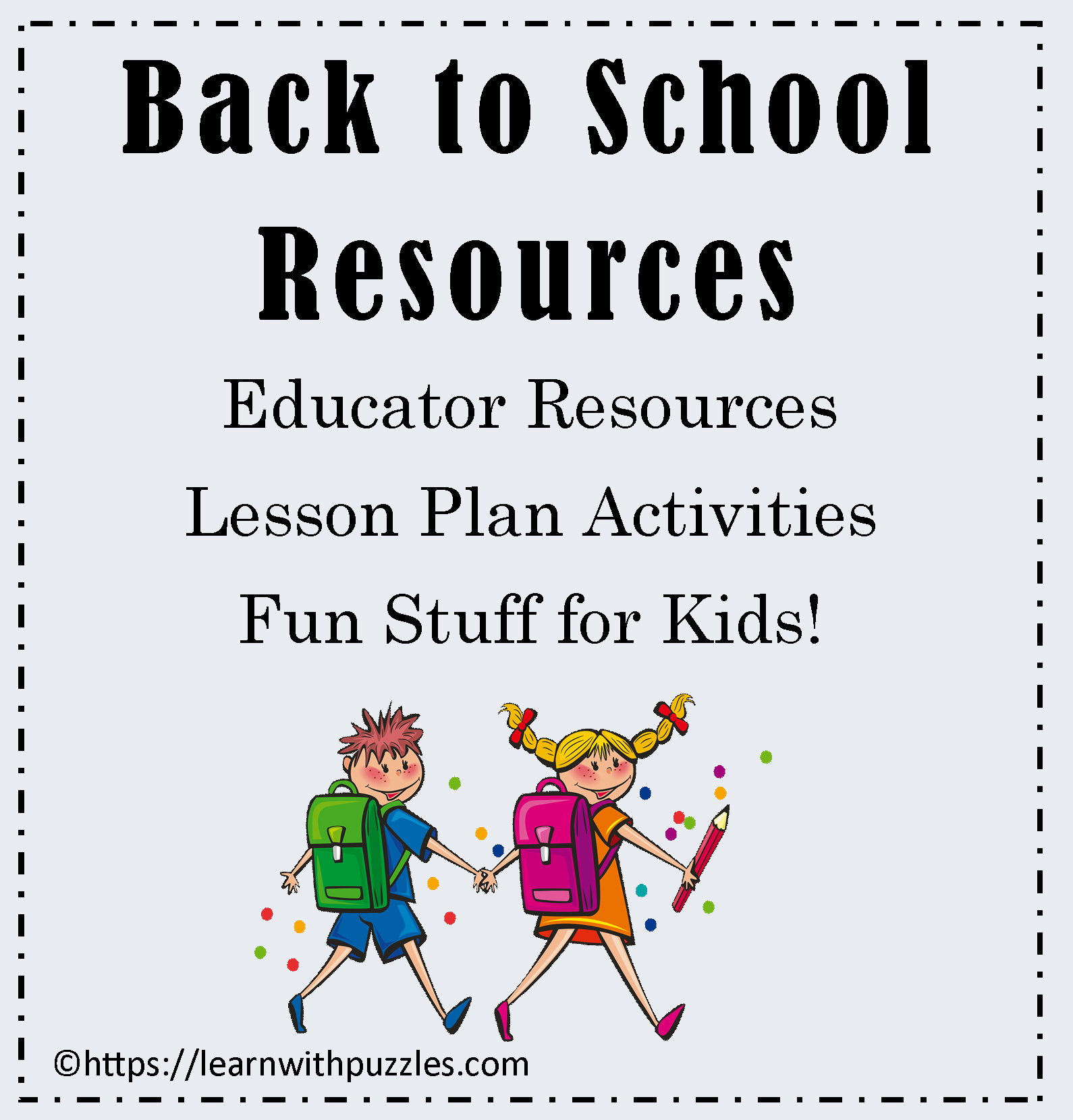 Are You An Educator Looking For Resources And Lesson Plan