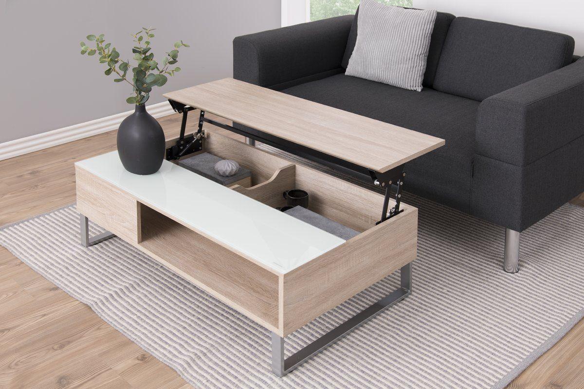 Ayala Lift Top Coffee Table Coffee Table Coffee Table With Storage Furniture [ jpg ]
