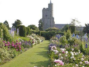 Goodnestone Park Gardens Garden Canterbury Kent Tuin Landschap Engeland