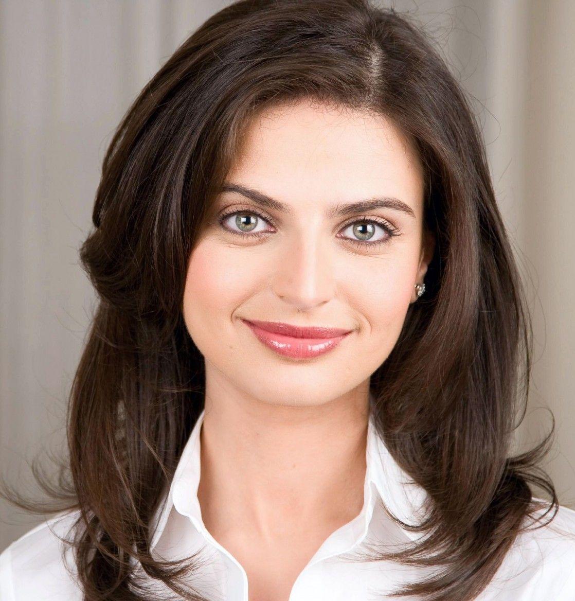 Bianna Golodryga of CNN News Good morning america